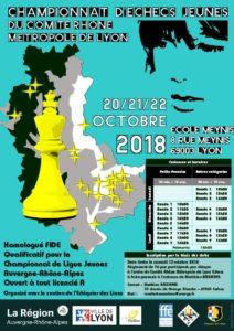 Championat du CRMLE Jeunes 2018