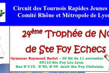 Trophée de Noël 2019